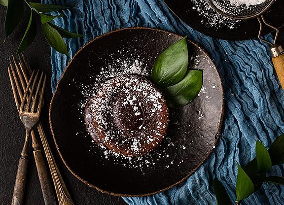 Želite pripraviti domač čokoladni sufle? Nič lažjega!