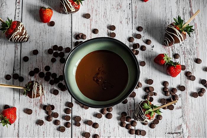Čokolada in sladka smetana