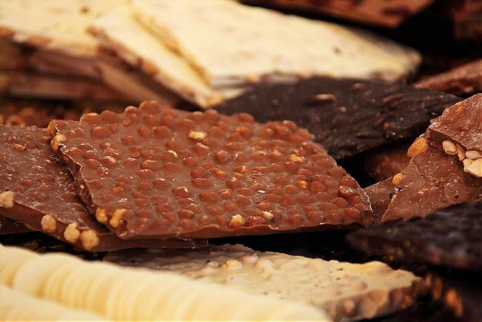 Katere vrste čokolade poznate?